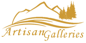 Artisan Galleries web logo